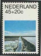 Nederland Netherlands Pays Bas 1981 Mi 1176 ** Saltmarsh - Natural Landscape / Anschwemmung / Landaanwinning - Other