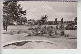 4100 DUISBURG - HOMBERG, Lutherpark Mit Neuer Schule 1961 - Duisburg