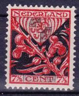 NEDERLAND - Michel - 1927 - Nr 203A - MH* - Cote 10.00€ - 1891-1948 (Wilhelmine)