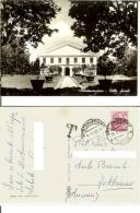 Montemarciano (Ancona): Villa Ascoli. Cartolina B/n Anni ´50 Viaggiata 1965 (tassata, Timbro Postale) - Ancona