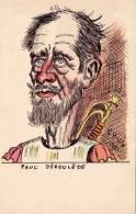 THUG - Paul Déroulède - Caricature - Politique     (56221) - Other Illustrators