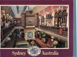 (343) Australia - NSW - Sydney Queen Victoria Building Clock - Sydney