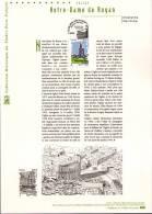 2011 - DOCUMENT OFFICIEL - NOTRE DAME DE ROYAN - Documents De La Poste
