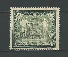 * Zegel 301 Gestempeld - Used Stamps