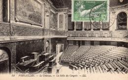 VERSAILLES, 78 :  Le Château, Avec TP N° 183 Y&T - Mundo