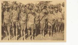 46 Jeunes Filles Kikouyous En Toilette Perles Et Fil De Cuivre - Kenya