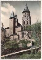 7 - COLLONGES-LA-ROUGE (Corrèze) - L'Eglise - CPSM Non écrite - Scan Recto-verso - Andere Gemeenten