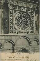 CARRARA DUOMO FINESTRA NELLA FACCIATA FINE 1800 - INIZIO 1900 - Carrara