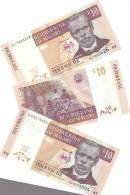 Malawi - 10 Kwacha 2004 UNC - Malawi