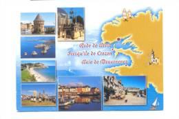 France, Bretagne, Rade De Brest, Presqu'ile De Crozon, Baie De Douardenez - Bretagne
