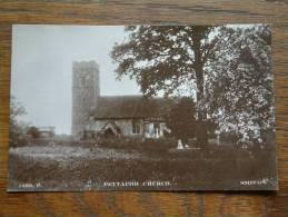 PETTAUGH CHURCH - SMITHS 1288. P. Anno 19?? ( see photo ) !!