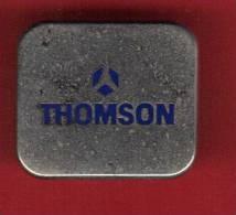 28469-Pin's Thomson-CSF .électronique.signé ATC - Marques