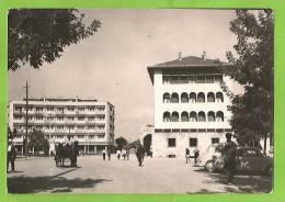 KOSOVO PEC CARTOLINA FORMATO GRANDE VIAGGIATA NEL 1962 - Kosovo
