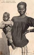 Senegal, Madama Senegal Et Son Mosso - Sénégal