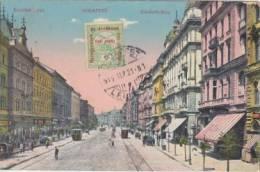 Budapest   Elisabeth Ring  Tram        Scan 4360 - Hungary