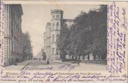 München        Palais Wittelsbach Turkenstrasse             Scan 4363 - Muenchen