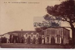 85 - La CHAIZE-le-VICOMTE. - La Grange-Hardy. - (voir Scan). - La Chaize Le Vicomte