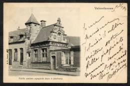 FR186) Valenciennes - Vielle Maison Espagnole Dans Le Faubourg - 1904 - Valenciennes