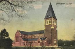 BELGIQUE - LIMBOURG - LEOPOLDBURG - BOURG-LEOPOLD - L'Eglise - De Kerke. - Leopoldsburg