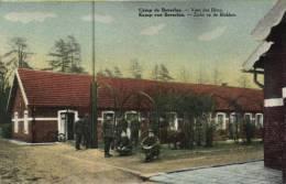 BELGIQUE - LIMBOURG - LEOPOLDBURG - BOURG-LEOPOLD - Camp De Béverloo, Vue Des Blocs. - Leopoldsburg