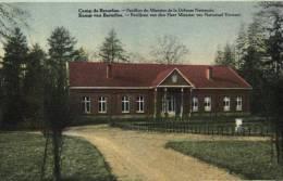 BELGIQUE - LIMBOURG - LEOPOLDBURG - BOURG-LEOPOLD - Camp De Béverloo, Pavillon Du Ministre De La Défense Nationale. - Leopoldsburg