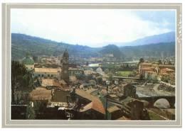 Pontremoli - Panorama Dal Castello - Massa