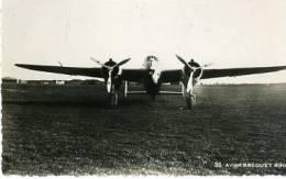 AV0020 - Triplace De Chasse BREGUET 600 - 1919-1938: Entre Guerres