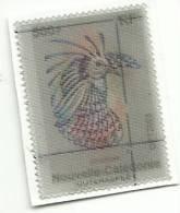 1078   Cagou Lenticulaire  (665) - Ohne Zuordnung