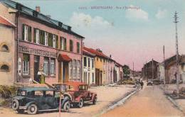 57 - ANGEVILLERS - Rue D´Escherange (Hôtel International) - France