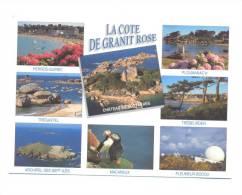 France, Bretagne, La Côte De Granit Rose - Bretagne