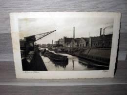 Neuss A. Rhein - Hafen - Neuss