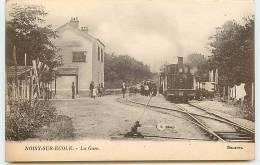 NOISY-SUR-ECOLE - La Gare - Frankrijk