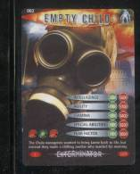 DOCTOR DR WHO BATTLES IN TIME EXTERMINATOR CARD (2006) NO 2 OF 275 EMPTY CHILD PRISTINE - TV & Kino
