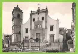 MESSINA S. PIERO PATTI CHIESA S. MARIA CARTOLINA FORMATO GRANDE VIAGGIATA NEL 1965 - Italy