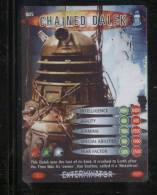 DOCTOR DR WHO BATTLES IN TIME EXTERMINATOR CARD (2006) NO 5 OF 275 CHAINED DALEK PRISTINE - TV & Kino