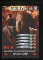 DOCTOR DR WHO BATTLES IN TIME EXTERMINATOR CARD (2006) NO 32 OF 275 PETE TYLER PRISTINE CONDITION - TV & Kino