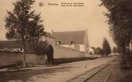 BELGIQUE - BRABANT WALLON - WATERLOO - Ferme De La Haie-Sainte. - Waterloo