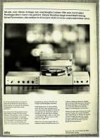 Reklame Werbeanzeige  -  BRAUN Musikanlage  -  Besser Kann Es Nicht Mehr Sein  -  Von 1965 - Wissenschaft & Technik
