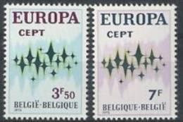 1972 - Belgio - Europa-CEPT