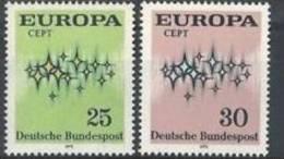 1972 - Germania, - Europa-CEPT