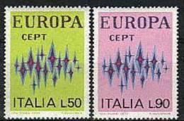 1972 - Italia, - Europa-CEPT
