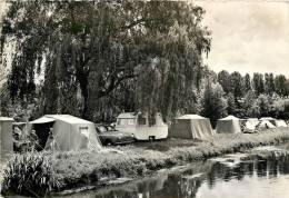 CPSM Sainte Geneviève Des Bois-Camping Des Bords De L'orge    L1295 - Sainte Genevieve Des Bois