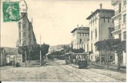 Algérie   Alger La Rue Michelet - Algiers