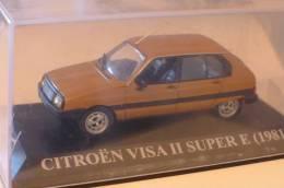 CITROEN VISA II SUPER E 1981 - 1/43 - COMME NEUVE EN BOITE - Unclassified