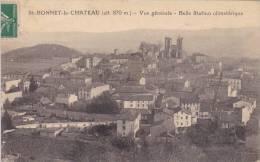 CPA 42 - SAINT-BONNET-le-CHATEAU - Vue Générale - Autres Communes