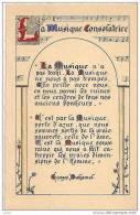 """POEME """"LA MUSIQUE CONSOLATRICE """" PAR GEORGES DUHAMEL REF10986 - Unterhaltung"""