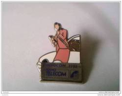 Pin´s - FRANCE TELECOM - RADIOCOM 2000 - - France Telecom