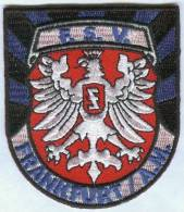 FSV Frankfurt German Germany Football Badge Patch - Scudetti In Tela