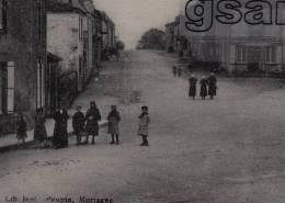 85 - AIZENAY (Vendée) - Route De Challans - Café Du Commerce. - (voir Scan). - Aizenay