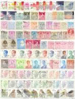 Belgie - Belgique - Z-1097 - 100  Zegels-timbres -  0,40 Euro - Collections